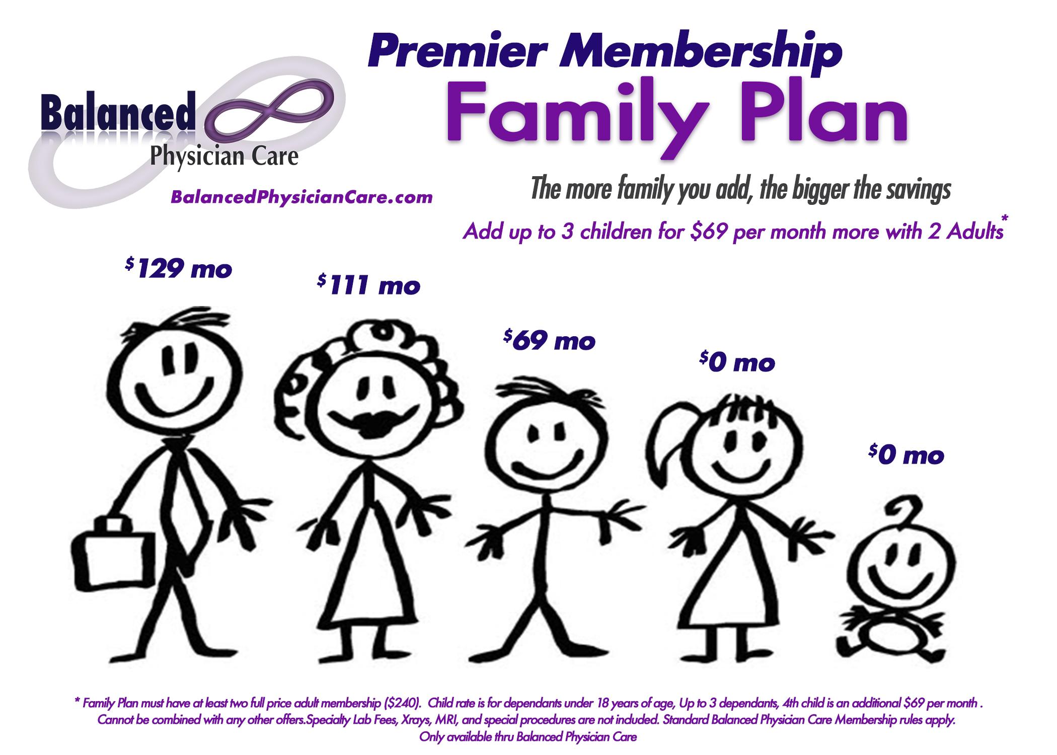 Family Plan 2020